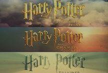 """Harry Pottah ⚡ / """"Yer a wizard, Harry."""" / by Sydney Becker"""