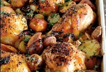 main dishes - chicken