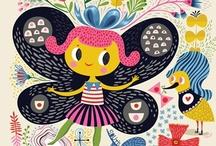 Childrens Illustrations / by Hannah Banana