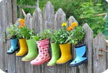 Gardening / by Nadine Collings-Jones