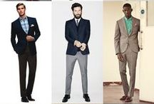 Men's Interview Outfits / Interview outfit ideas so you can dress to impress!