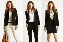 Women's Interview Outfits / Interview outfit inspiration so you can dress to impress!
