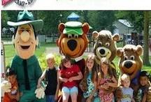 Yogi Bear's Jellystone Park™ Camp Resort at Barton Lake, Fremont, IN / Yogi Bear's Jellystone Park™ Camp Resort at Barton Lake, Fremont, Indiana #Camping 800-375-6063 www.jellystonesbest.com
