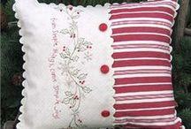 Pillows to Make / Pillows to Make | Throw Pillows | DIY Pillows | Pillows to Sew |
