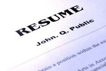 Resume & Application Advice / Insider tricks to creating the perfect resume and tips for your job applications.