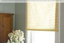 Window Treatments / Curtains | DIY Curtains | Window Treatments | Curtain Ideas | DIY Window Treatments
