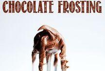 Frosting Recipes / Frosting Recipes | Frosting Tips |
