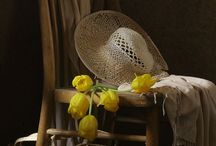 cadeira para decoração