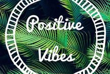~ positive vibrations yea ~ / Got to have a good vibe / by /nicole adelman brewer/