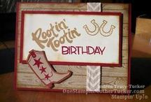 One Stampin Mother Tucker