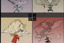 Avatar: The Last Airbender/Legend of Korra