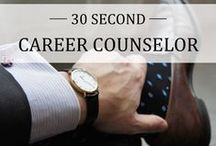 30 Second Career Counselor / http://tinyurl.com/lbpzknz On dream job, the music business - and fishing. / by UST Career