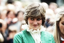 The Lady Diana Spencer - Post Engagement / by Carole Harper