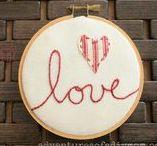 Valentine Crafts and Gift Ideas / Valentine Crafts | Valentine Gift Ideas | Valentine DIY Projects | Valentines Day Ideas