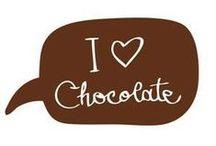 food...chocolate