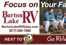 Barton Lake RV Sales & Service / Fremont, IN 877-289-7888 www.BartonLakeRVSales.com