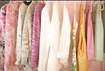 Spring / Summer Fashion / by Sydney Becker
