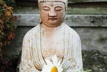 namaste / #yoga #zen #peace / by /nicole adelman brewer/