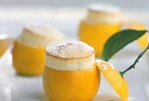 desserts - lemon