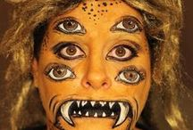 Halloween make up / by Lorena Sanchez