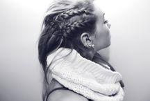 INSPIRATION | Hair / Hair braids braid styles curls colours blonde Brown afro hairdresser hair styles hair inspiration, 編髮