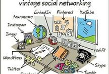 All roads lead to social / Social media, blogging