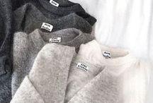 e s s e n t i a l s / the basic items every closet needs //