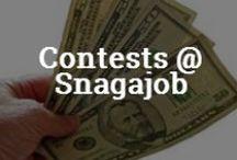 Contests @ Snagajob / by Snagajob