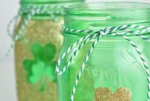 St. Patrick's Day Crafts and Decor Ideas / St. Patrick's Day Crafts | Decor for St. Patrick's Day | Food for St. Patrick's Day