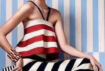 [ Stripes Inspiration ] / Get inspired by Stripe fashions.