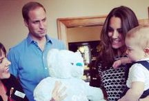 Cambridge 1, 2 and 3: New Zealand 2014 / Follow the Cambridges on tour in New Zealand. / by Carole Harper