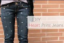 DIY Ideas for Cutoff Shorts / DIY Cutoff Shorts | Jean Shorts | Creative Denim Shorts Ideas