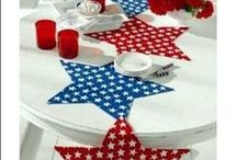 4th of July Crafts and Treats / 4th of July Crafts | 4th of July Ideas | Treats for 4th of July | Food for 4th of July | 4th of July Decor