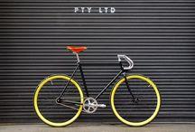 city bikes / Inspiring city bikes