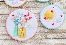 Needlework / Cross Stitch | Embroidery | Needlework ideas | Needlework Crafts | DIY Needlework