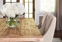 at•the•table / #kitchen  / by /nicole adelman brewer/