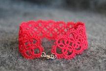 DIY | jewellery / DIY jewelry bracelet earrings necklace