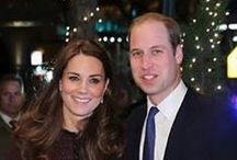 Cambridge 1 and Cambridge 2: NYC Visit. 2014 / Will and Kate take the Big Apple. / by Carole Harper