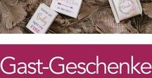 ♥ Hochzeit Gastgeschenke / Gastgeschenk Inspirationen für eure Hochzeit Shop unter www.all2design-papeterie.de