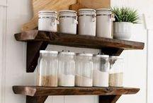 Kitchen Decor Ideas / Kitchen Decor | DIY Kitchen Ideas