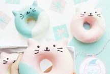 Cute Foodz / Cute deliciousness for your belly... and a treat for the eyes, too!