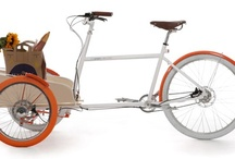 Cargo bicycles / by Electric Bike Report