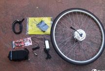 Clean Republic Hill Topper electric bike kit / by Electric Bike Report