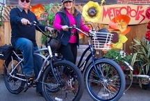 Celebrities who ride electric bikes! / by Electric Bike Report