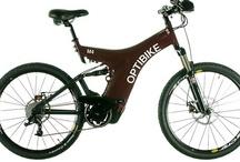 Optibike M4 electric bike / by Electric Bike Report