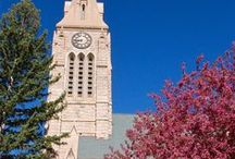 Laramie, Wyoming / We call it Laradise, home! / by University Of Wyoming Admissions