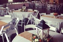 Wedding Reception - Decorations at Californos Westport / Get Ideas from our brides for your Wedding at Californos