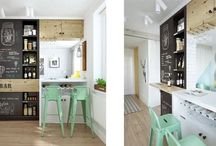INTERIOR / kitchen ideas