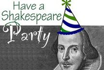 Sincerely Shakespeare / This board is for anything and EVERYTHING Shakespeare! Reading Shakespeare isn't easy...but we can definitely make it fun! Feel free to add poetry resources as well! To be added to this board email: theclassroomsparrow@hotmail.com