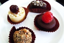 Pinkies Up - Afternoon Tea / Sweet delights, morsels, and sips from afternoon teas in Toronto.